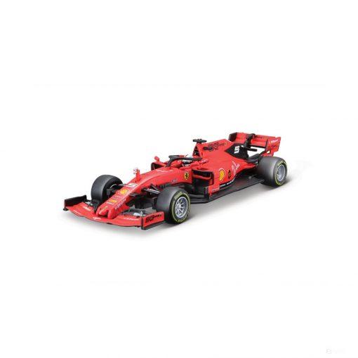 2020, Red, 1:43, Ferrari SF90 Sebastian Vettel Model Car