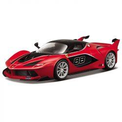 2018, Red, 1:43, Ferrari Ferrari FXX-K Model Car