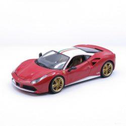 2018, Red, 1:18 Ferrari Ferrari 70H Lauda Model Car