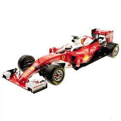 2018, Red, 1:18, Ferrari SF16-H Vettel Model Car