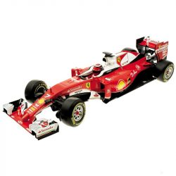 2018, Red, 1:18, Ferrari SF16-H Raikkönen Model Car
