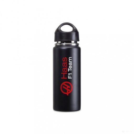 2020, Black, 600 ml, Haas F1 Water Bottle