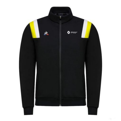 2020, Black, Renault Fan Crew Sweater