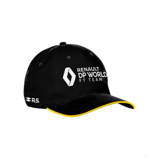 2020, Black, Adult, Renault Team Baseball Cap