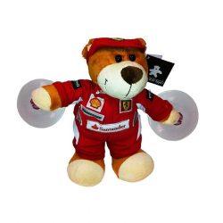 2018, Red, 16 cm, Ferrari Teddy Bear