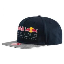 2017, Blue, Adult, Puma Red Bull New Block Flatbrim Cap