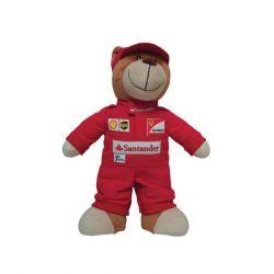 2018, Red, 26 cm, Ferrari Teddy Bear
