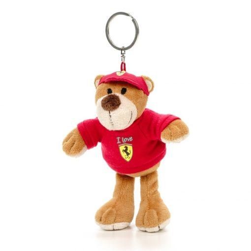 Ferrari Love Ferrari Keychain, Multicolor, 2018 - FansBRANDS