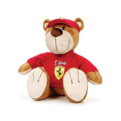 2018, Red, 35 cm, Ferrari Love Ferrari Teddy Bear