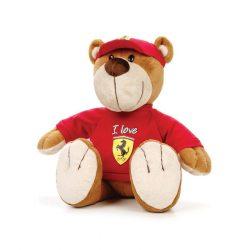 2018, Red, 35 cm, Ferrari Love Ferrari Teddy Bear