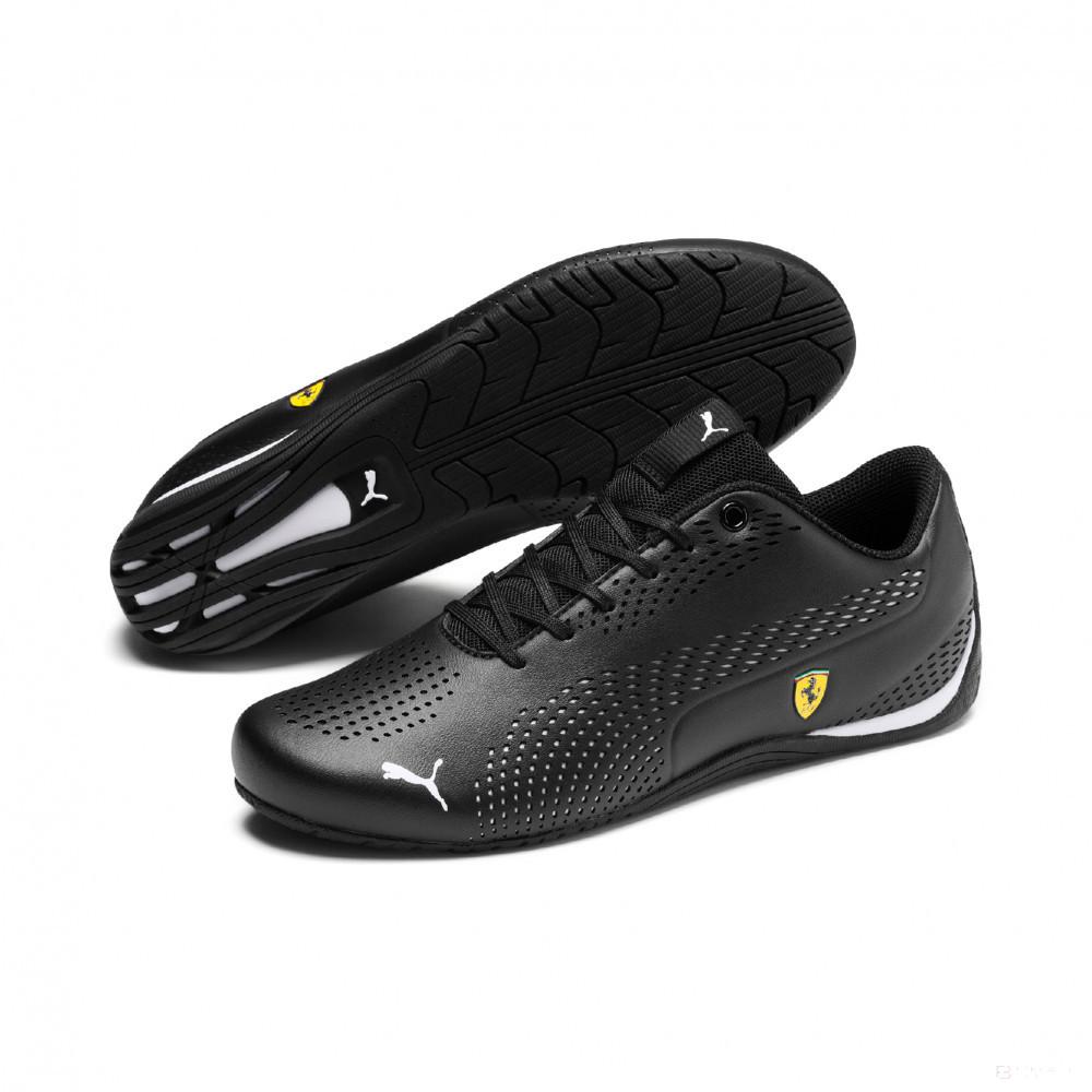 2019 Black 44 Puma Ferrari Drift Cat 5 Ultra Ii Shoes