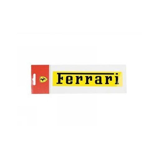 Ferrari Ferrari Sticker, Yellow, 2012 - FansBRANDS