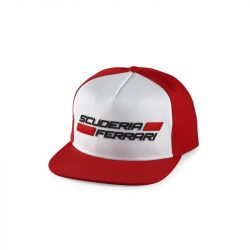 2014, Red, Kids, Ferrari Old School Baseball Cap