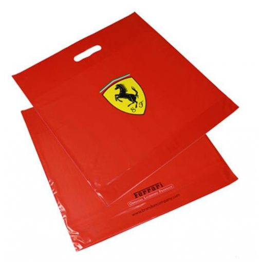 Ferrari Plastic Bag, Red, 2019 - FansBRANDS