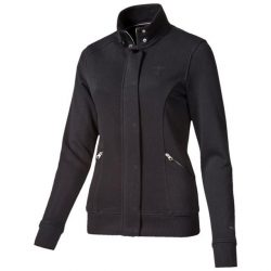 2015, Black, S, Puma Ferrari Womens Lifestyle Sweater