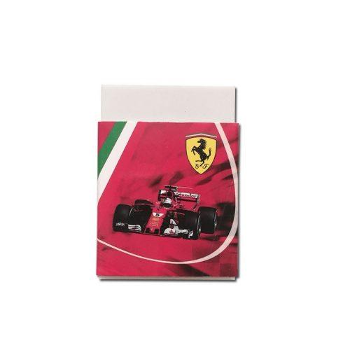 Ferrari Rubber, Red, 2018 - FansBRANDS