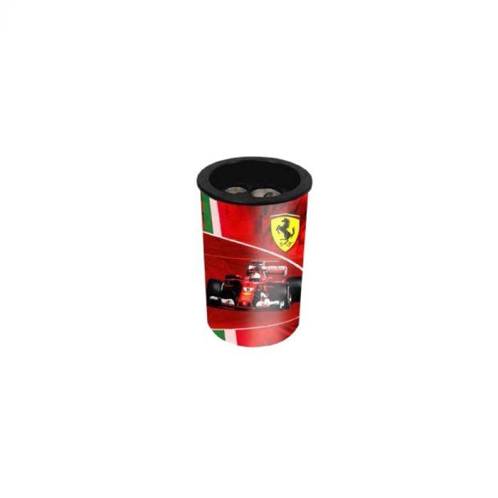 2018, Red, Ferrari 2 Hole Sharpener