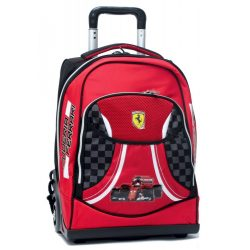 2018, Red, 30x47x23 cm, Ferrari Scuderia Race Trolley