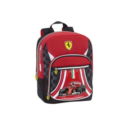 Ferrari Kids Backpack, Red, 2018 - FansBRANDS