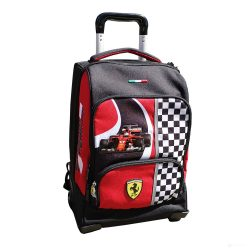 2018, Red, 30x47x23 cm, Ferrari Scuderia Trolley