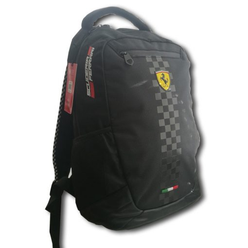Ferrari Racing Backpack, Black, 2018 - FansBRANDS