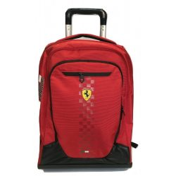 2018, Red, 30x47x23 cm, Ferrari Premium Trolley