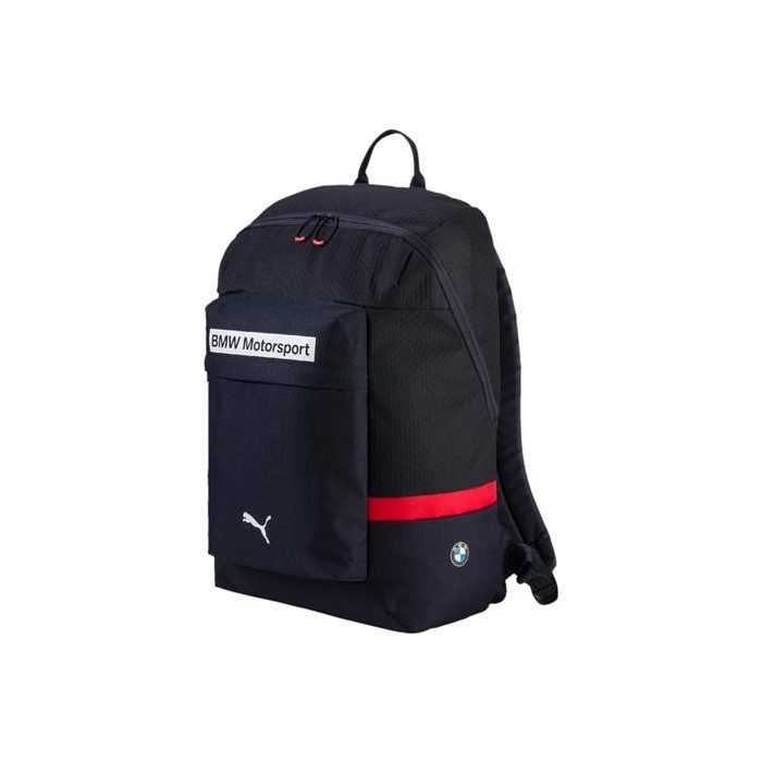 2017, Blue, 29x16x47 cm, Puma BMW Red Line Backpack
