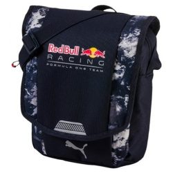 2017, Blue, 25x20x8 cm, Puma Red Bull Team Shoulder Bag