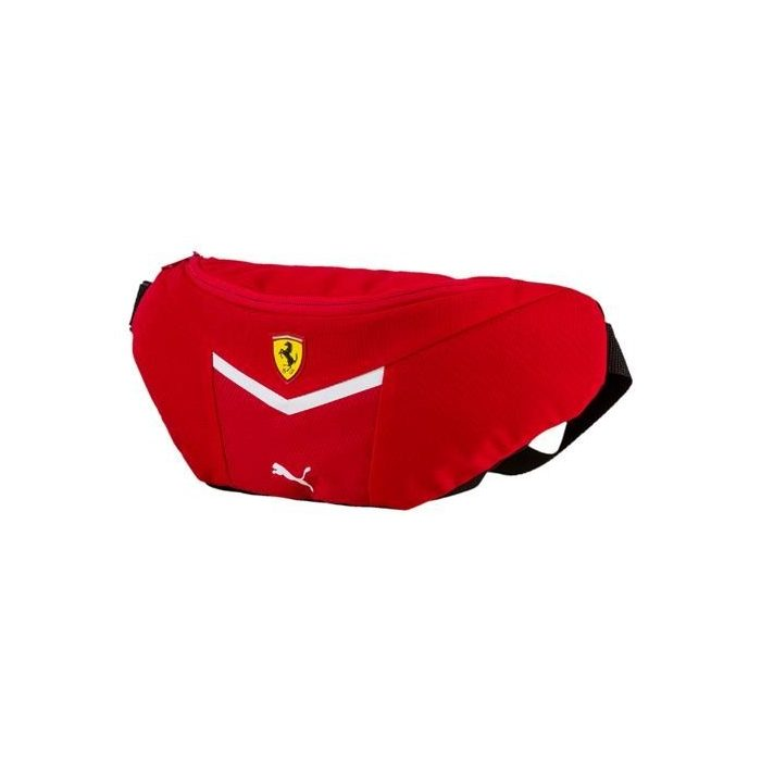 2017, Red, Puma Ferrari Team Line Waist Bag