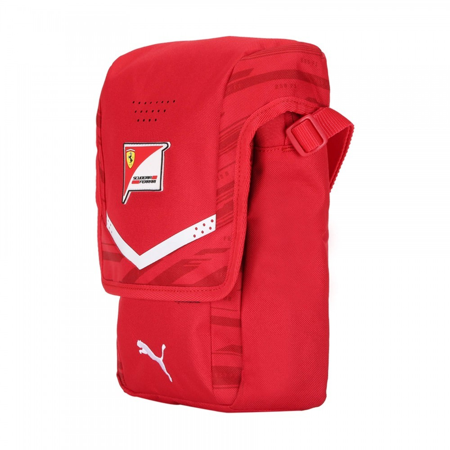 2017 Red 22x7x25 cm Puma Ferrari Team Shoulder Bag 47a399a449
