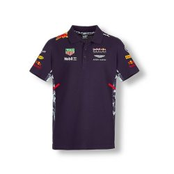 2017, Blue, Red Bull Kids Team Polo