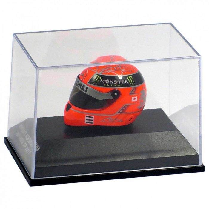 2015, Red, Schumacher 2011 Japan Helmet
