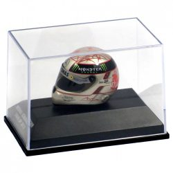 2018, Grey, 1:8, Schumacher 300th GP Spa Helmet
