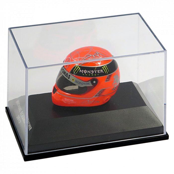 2015, Red, Schumacher 2011 Helmet