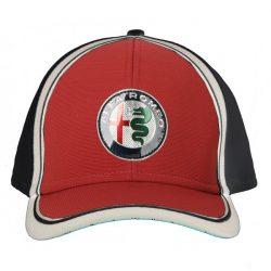 2019, Blue, Alfa Romeo Team Logo Baseball Cap