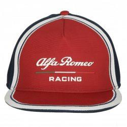 2019, Red, Alfa Romeo Team Flatbrim Cap