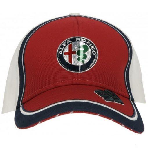 Alfa Romeo Antonio Giovinazzi Baseball Cap, Red, 2019 - FansBRANDS