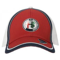 2019, Red, Alfa Romeo Kimi Raikkönen Baseball Cap