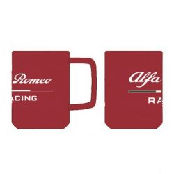 2019, Red, Alfa Romeo Team Logo Mug