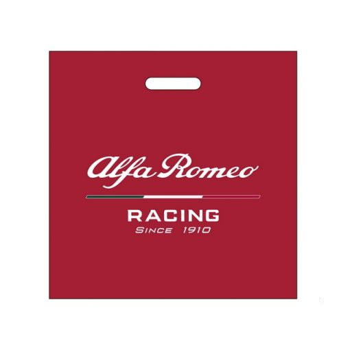 2019, Red, Alfa Romeo Plastic Bag