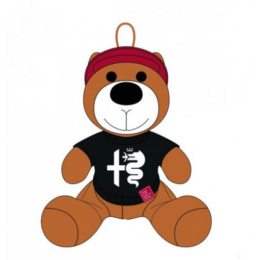 2020, Black, Alfa Romeo Tribute Teddy Bear