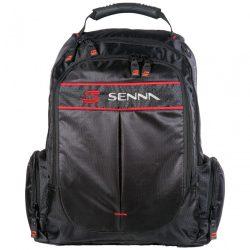 2014, Black, 30x45x15 cm, Senna Double S Backpack