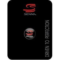 2015, Black, Senna Double S brooch