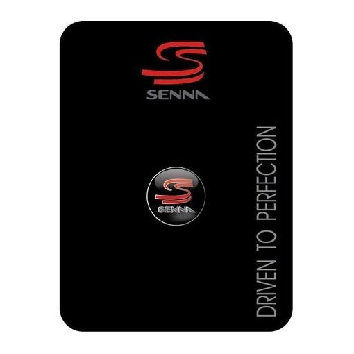 Senna Double S brooch, Black, 2015 - FansBRANDS
