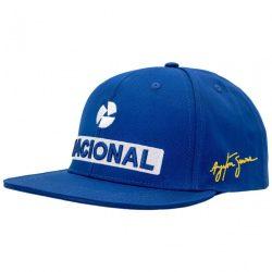 2015, Blue, Adult, Senna Nacional Flatbrim Cap