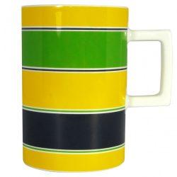 2015, Yellow, 300 ml, Senna Helmet Mug