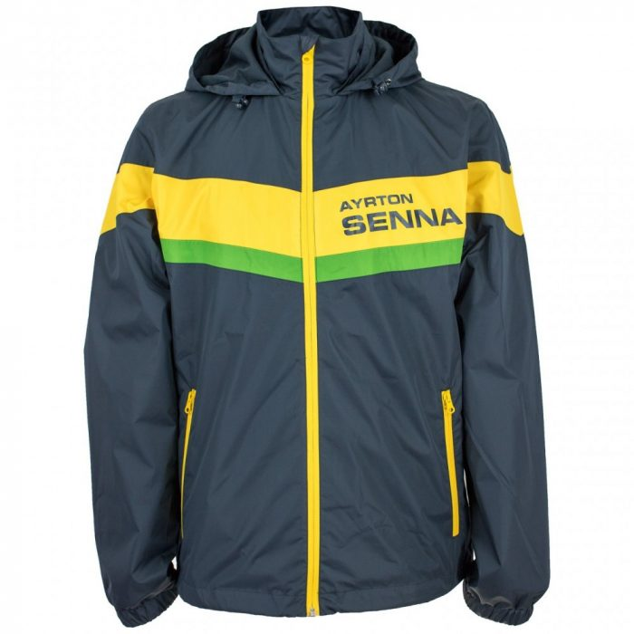 2016, Blue, M, Senna Wind Jacket