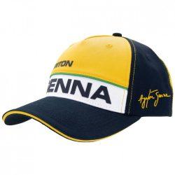 2018, Blue, Adult, Senna Racing Baseball Cap