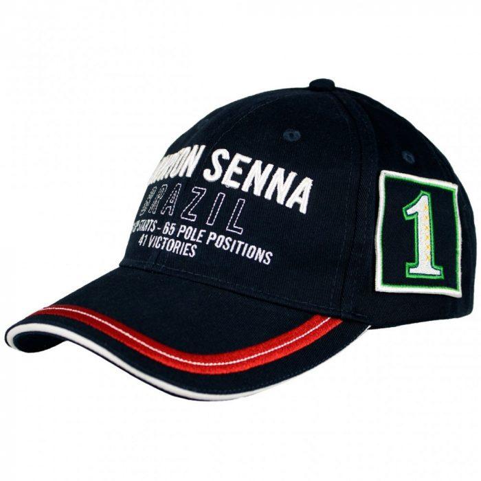 2015, Blue, Adult, Senna Champion Baseball Cap