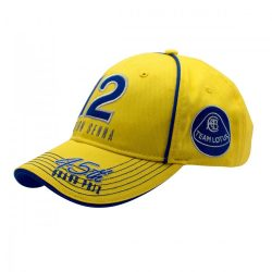 2017, Yellow, Adult, Senna Monaco Champion Baseball Cap